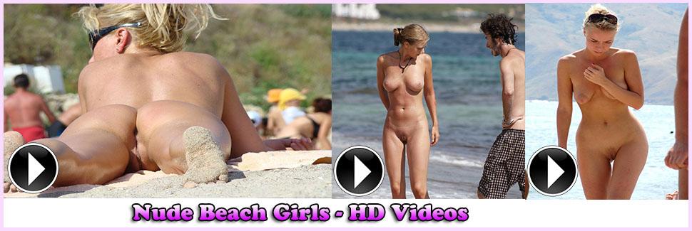 nude beach girls